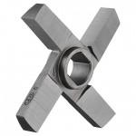 Μαχαίρι Κρεατομηχανής Διπλό(Για να δείτε τιμή,επιλέξτε διάσταση)